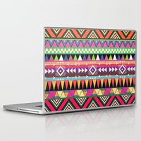 pulp Laptop & iPad Skins featuring OVERDOSE by Bianca Green