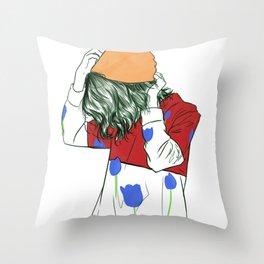 Gorro Throw Pillow