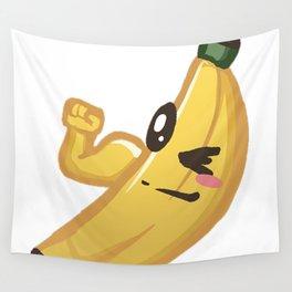 Banana Flex Wall Tapestry