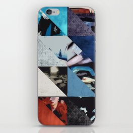 u2's Achtung Baby Triangles iPhone Skin
