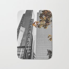Fall in New York Bath Mat