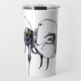 idiotfish (wally schnalle edition) Travel Mug