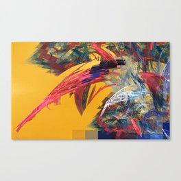 Abrocomes Demise Canvas Print