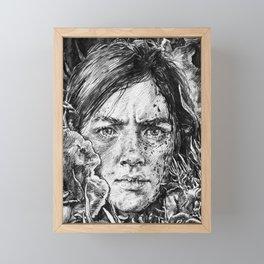 outbreak day 2019 Framed Mini Art Print