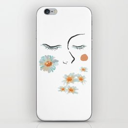Daisy and Her iPhone Skin
