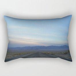Nevada, 6:30am Rectangular Pillow