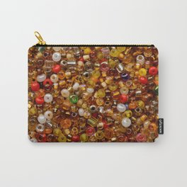 Multicolor beads assortment Carry-All Pouch
