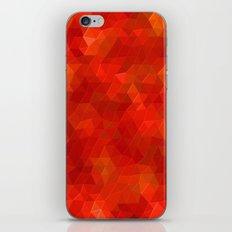 Orange Flames iPhone & iPod Skin