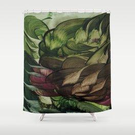 Wakea Shower Curtain