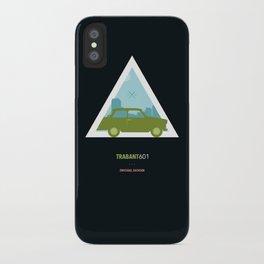 Icotrip - Trabant601 iPhone Case