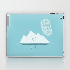 What LIES Below Laptop & iPad Skin