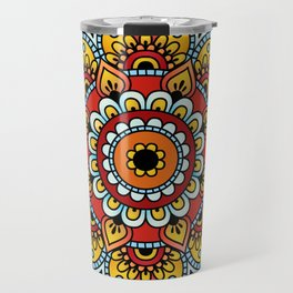 MANDALA Travel Mug