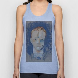 An Impression Of Young Winston Unisex Tank Top