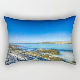 Sanna Bay 2 Ardnamurchan Peninsula Rectangular Pillow
