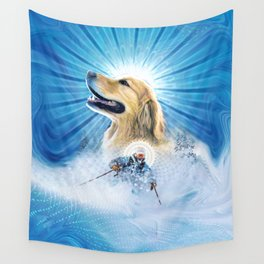 Sun Dog Wall Tapestry