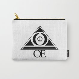 (OE) Overcome Everything Carry-All Pouch