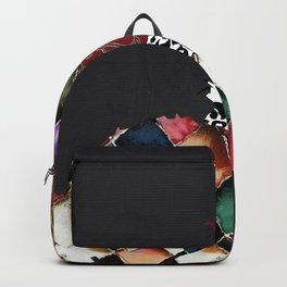 Pineapple Brocade II Backpack