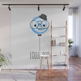 Lolli-pop Wall Mural