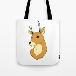 Aromantic Pride Deer Tote Bag