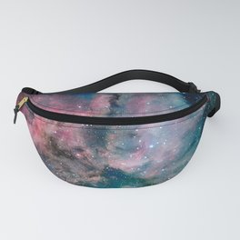 Carina Nebula - The Spectacular Star-forming Fanny Pack