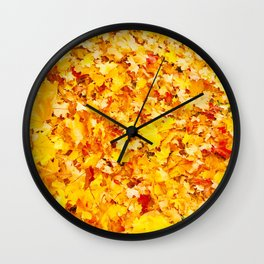 Lovely Day Photography Wall Clock