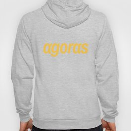 Agoras cryptocurrency Hoody
