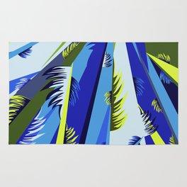 Forest Leaves Rug