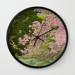 Shaha - A Place Called Home Wall Clock