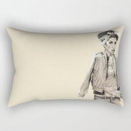 Miss Amy Rectangular Pillow