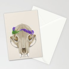 Crown of Lupine Stationery Cards
