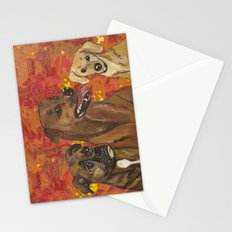 Dogs Bailey , Jake & Maggie Stationery Cards