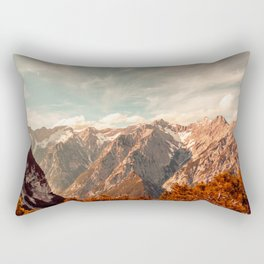 Spring Mountains Rectangular Pillow