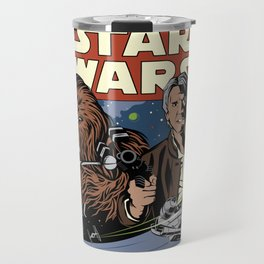 Chewie, We're Home Travel Mug