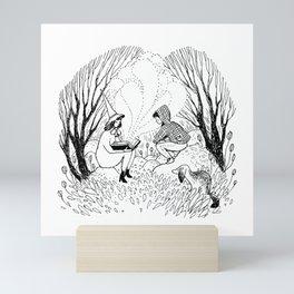 Magic Book Mini Art Print