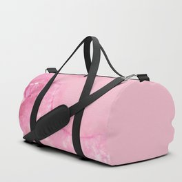 Sweet Pink Crystals Duffle Bag