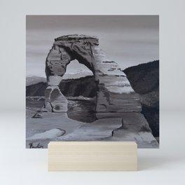 Monument Valley #2 Mini Art Print