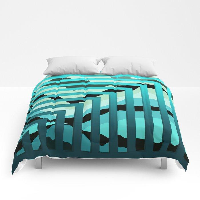 TOPOGRAPHY 2017-007 Comforters