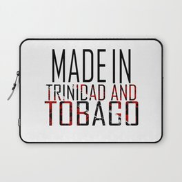 Made In Trinidad and Tobago Laptop Sleeve