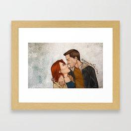 Remember Us Framed Art Print