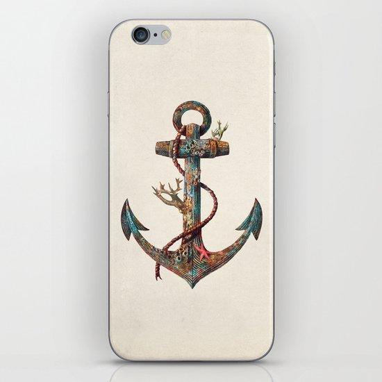 Lost at Sea - colour option iPhone & iPod Skin