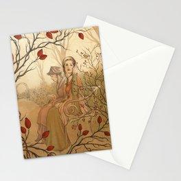 Jane Austen, Mansfield Park - the Garden Stationery Cards