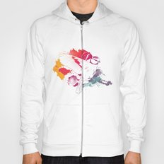 Bird of Colour Hoody