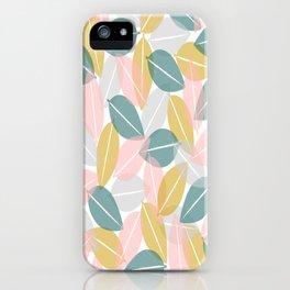 Candy Gum Overlap iPhone Case