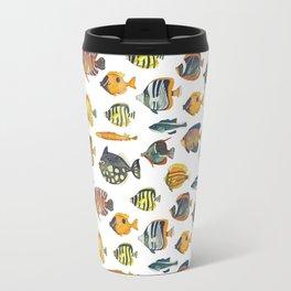 School of Tropical Fish Travel Mug