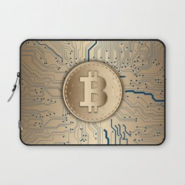 Bitcoin Miner Laptop Sleeve