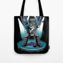 Jukebox Hero Tote Bag