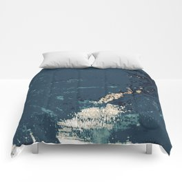 Fighting Tides Comforters