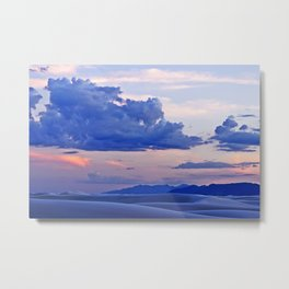 White Sands XX Metal Print