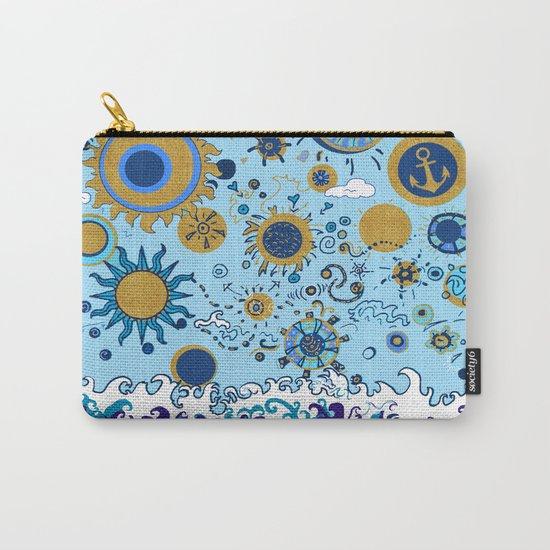 Sun & Sea Carry-All Pouch