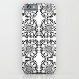 Harmony of mixed elements iPhone Case